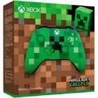 Беспроводной геймпад Xbox One Minecraft Creeper (Оригинал)