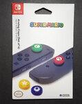 Cиликоновые накладки на стики Joy-Con Controllers Nintendo Switch 4 шт (Hori) Оригинал