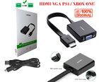 Кабель переходник HDMI TO VGA PS4 / Xbox one + аудио выход (Ugreen) Оригинал