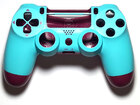 Корпус джойстика PS4 Dualshock 4 JDM-040 (Berry Blue) Special Edition (Премиум)