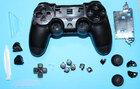 Корпус для джойстика PS4 Dualshock 4 в сборе CUH-ZCT1E (Оригинал) (Black)