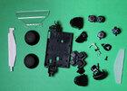 Полный набор кнопок для джойстика PS4 JDM-030 Dualshock 4 (Оригинал) (Rev-2)