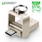 Компактная флешка 8gb OTG USB 2.0 micro USB (Ugreen)