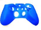 Xbox ONE силиконовый чехол для джойстика (Синий)