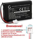 Аккумулятор PS4 DualShock 4 V1 2000mAh (JDM-001,011,030) (Modified)