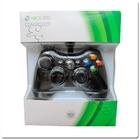 Джойстик Xbox 360 проводной (оригинал) (Черный)