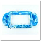 PS Vita силиконовый чехол (Камуфляж)(Blue-white) (PCH-1000)