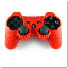 PS3 силиконовый чехол для джойстика (Red)