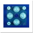Контактная резинка для крестовины PSP-2000-3000