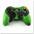 Xbox 360 силиконовый чехол для джойстика (камуфляж)(Green-brown)