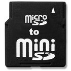 Переходник MicroSD на MiniSD