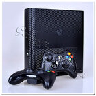 Xbox 360 E виниловая наклейка Carbon (black) Premium