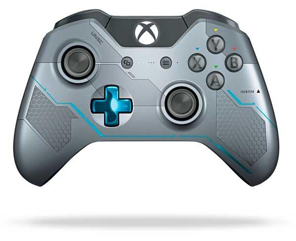 Передняя панель джойстика Xbox One